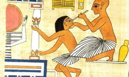 Estetska hirurgija u doba faraona