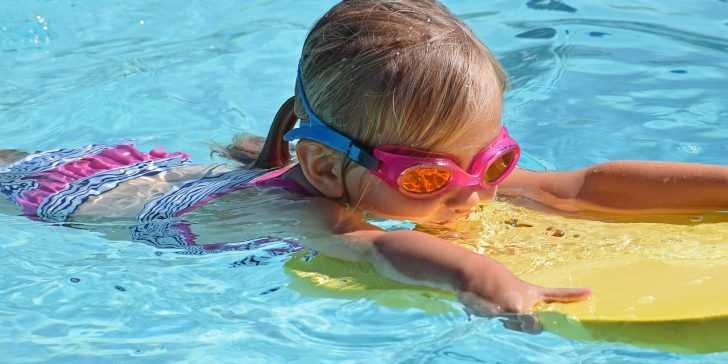 Plivanje  moćna aktivnost