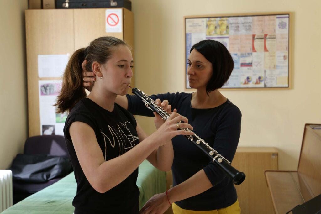 aleksander tehnika u muzičkoj školi
