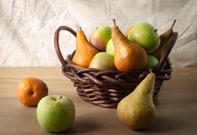 Kruška je plod koji mrzi plasatiku i voli ljude