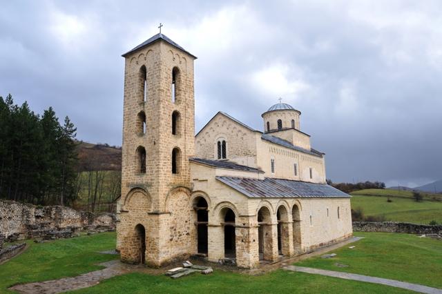 stefan uroš I sahranjen je u manastiru sopoćani