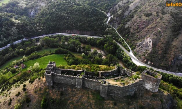 Maglič, tvrđava začarana mirisom jorgovana
