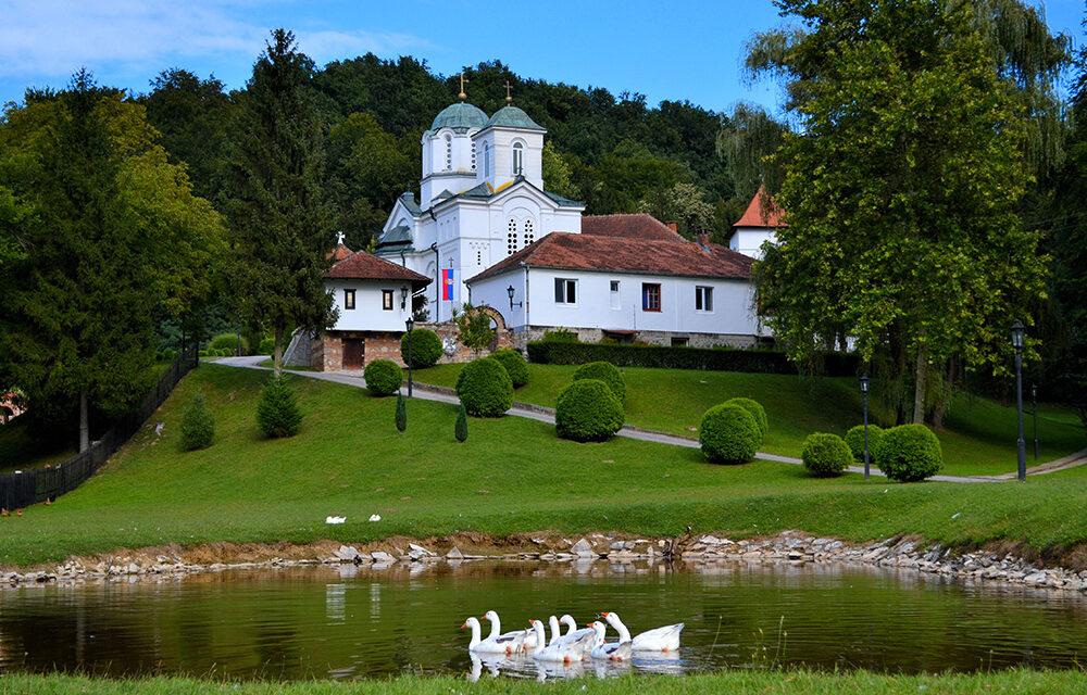 Manastir Kaona, božja kuća u raju zemaljskom