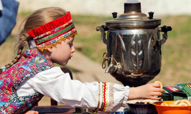 Ivan  čaj, ruski nacionalni čaj lek za sve