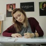 Milica Bainović, kreatorka koja plete legende