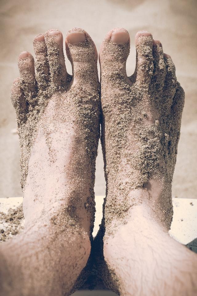 tragovi u pesku