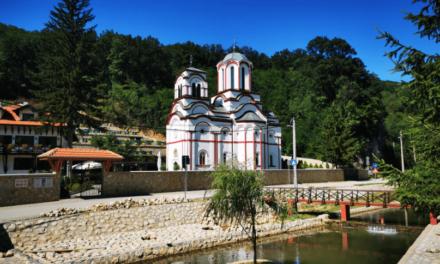 Manastir Tumane i njegova neugasiva kandila