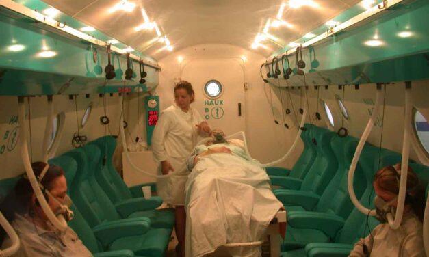 Hiperbarična komora – šta god da nam je, pomoći će