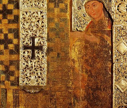 Evdokija Anđel Nemanjić, vladarka uhvaćena u preljubi