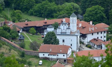 Prohor Pčinjski, najstariji od svih srpskih manastira
