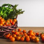 Narandžasto voće i povrće voli koža