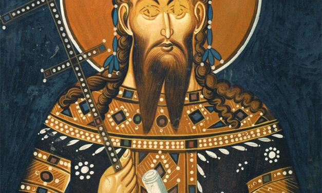 Uroš II Nejaki, poslednji car – poslednji Nemanjić