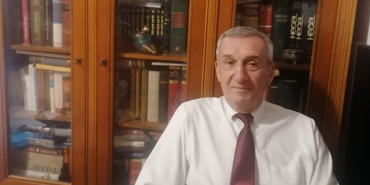 Radivoj Radić: današnji i srednjovekovni Srbi se ne bi razumeli