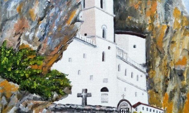 Manastir Ostrog,  svetinja koja se ne zaobilazi